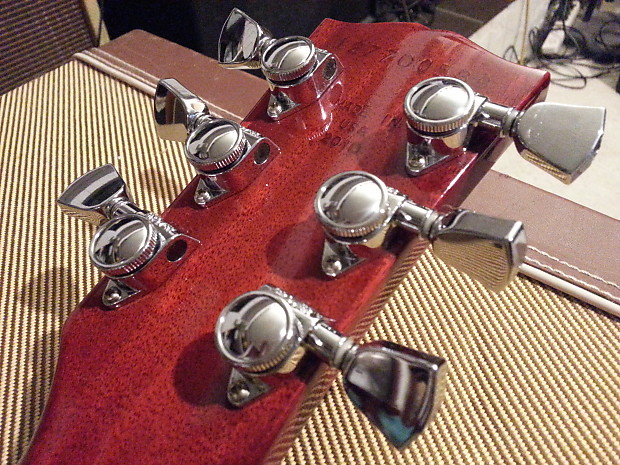 Grover Gibson Les Pual Standard Locking Keystone Tuners