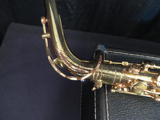Winston WAS 52 Alto Saxophone New E.M