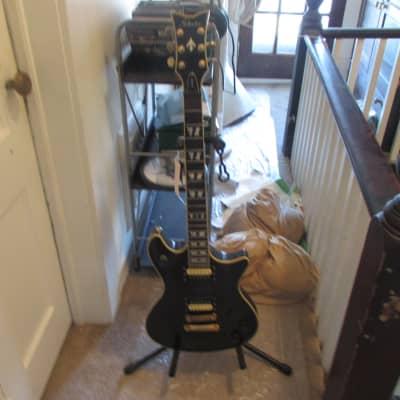 schecter tempest custom 2012 black/white binding for sale