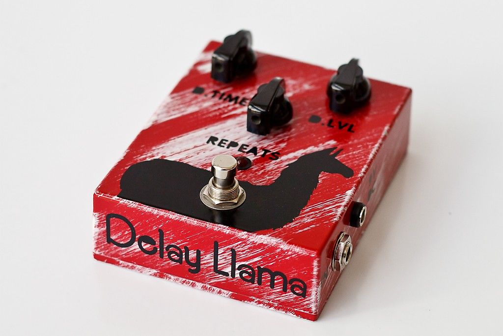 JAM Pedals Delay Llama *Free Shipping in the USA*