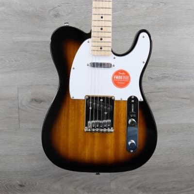 Squier Affinity Series Telecaster - 2 Color Sunburst for sale