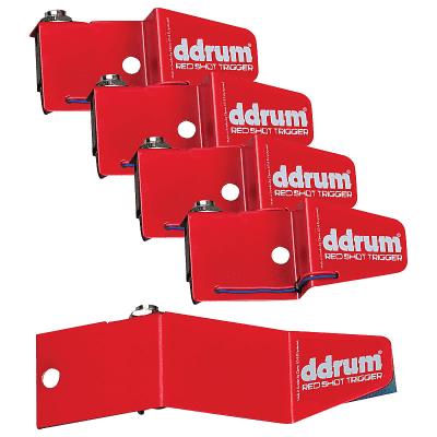ddrum RSKIT Red Shot Drum Trigger Kit (5pc)