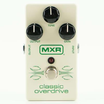 MXR Classic Overdrive Pedal