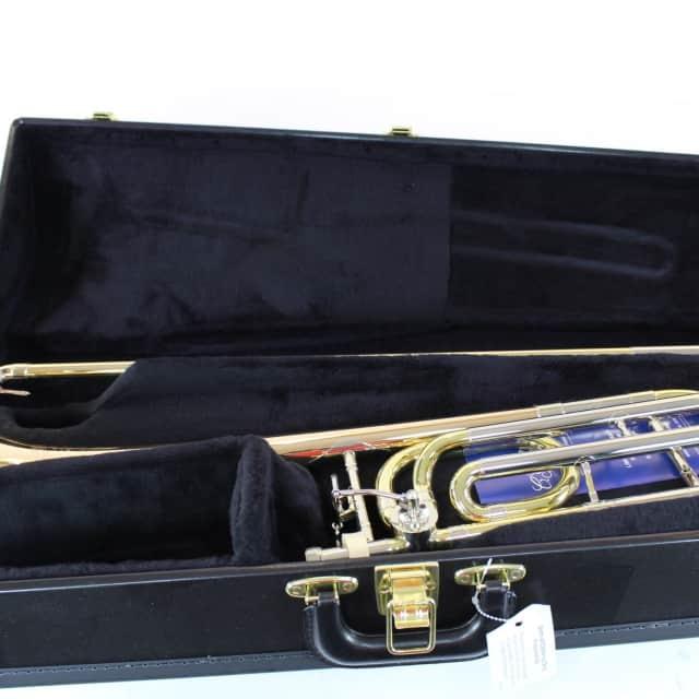 C.G. Conn 88HT Professional Trombone GORGEOUS image