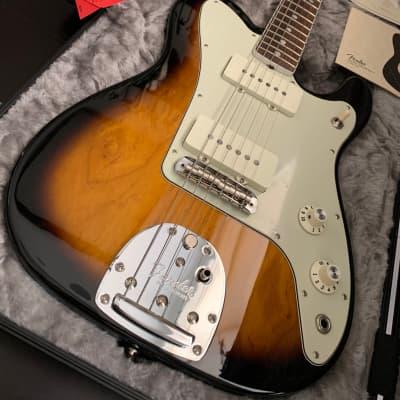 Fender Limited Edition Parallel Universe Jazz Tele Electric Guitar Sunburst MINT