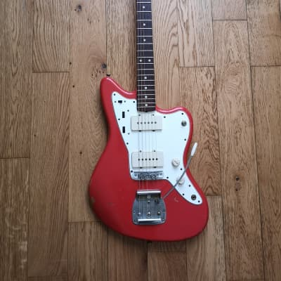Fender Custom Shop '62 Reissue Jazzmaster Relic
