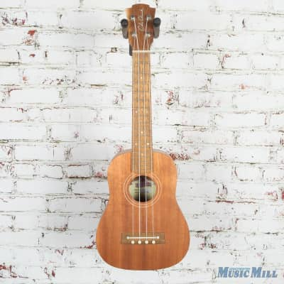 Cole Clark UL-1 Blackwood Ukulele w/Bag image