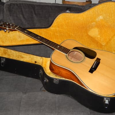 MADE IN 1977 BY KASUGA GAKKI - K.COUNTRY D400 - GREAT MARTIN D45 STYLE ACOUSTIC GUITAR for sale
