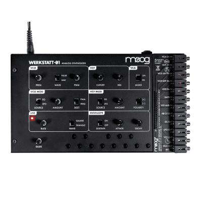 Moog Werkstatt-Ø1 Analog Synthesizer Kit