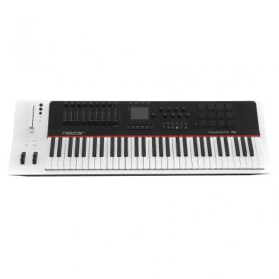 Nektar Panorama P6 61-Key USB MIDI Keyboard Controller