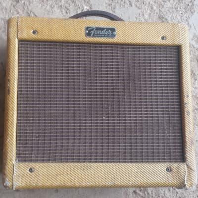 Fender 1962 vintage tweed champ amp 5F1 for sale