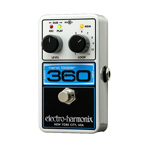 electro harmonix 360 nano looper ehx guitar effects pedal reverb. Black Bedroom Furniture Sets. Home Design Ideas