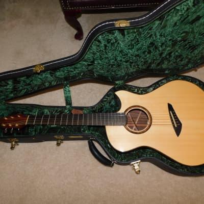 Bashkin OM Italian Spruce and Amazon Rosewood 2010 for sale
