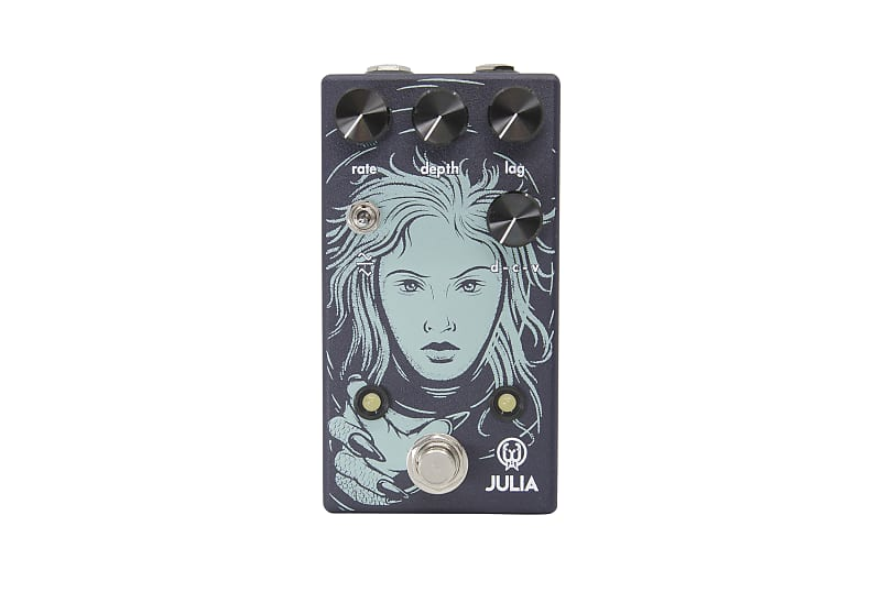 Walrus Audio Julia V2 Analog Chorus / Vibrato Effects Pedal