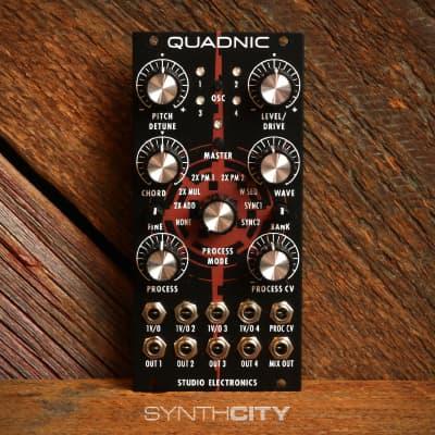 Studio Electronics Boomstar Quadnic