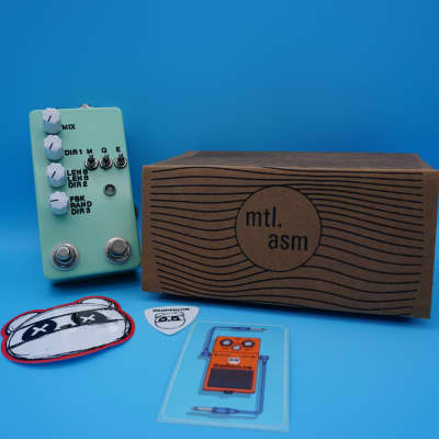 Montreal Assembly Count to Five Delay Sample   Brand New in Box   Fast Shipping!