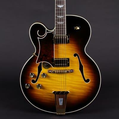 2002 Gibson Tal Farlow Custom Left-handed - Sunburst
