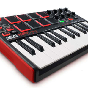 MPK Mini mkII Compact Keyboard and Pad Controller