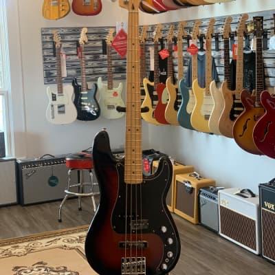 Fender Deluxe Active Precision Bass 2019 3-color Sunburst for sale