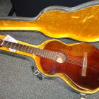 vintage Guild Mark I  mahogany nylon string classical guitar with OHSC image