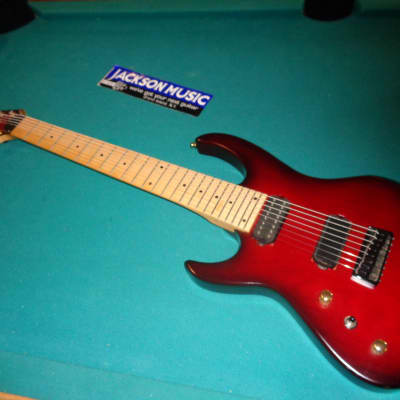 Agile Intrepid 8-String Lefty for sale