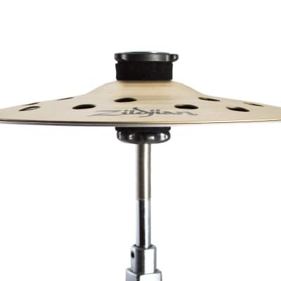 "Zildjian 8"" FX STACK PAIR W/MOUNT Cymbal FXS8"