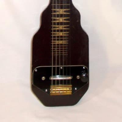 Kalamazoo Lap Steel 1940's *Dark Cherry* for sale