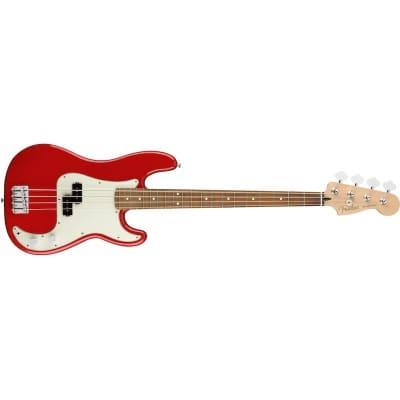 Fender Player Precision Bass Sonic Red Pau Ferro for sale