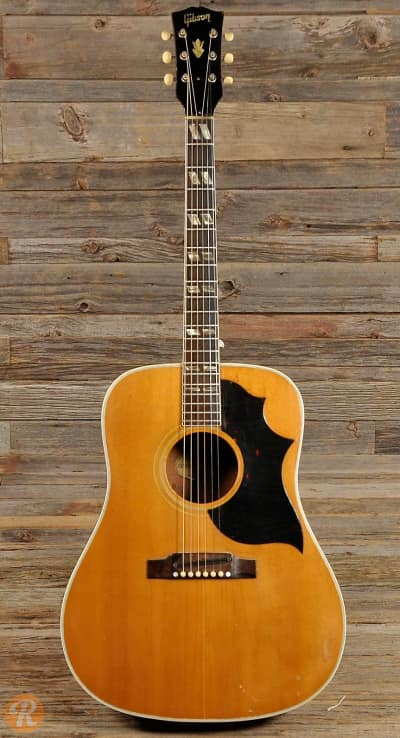 Gibson Country Western 1965 Natural Price Guide | Reverb