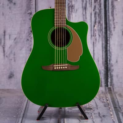 Fender Redondo Player Acoustic/Electric, Electric Jade for sale