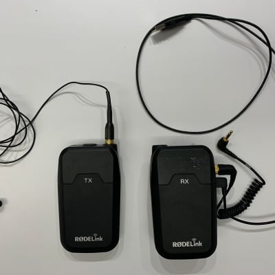 RODE RodeLink Filmmaker Kit Digital Wireless System