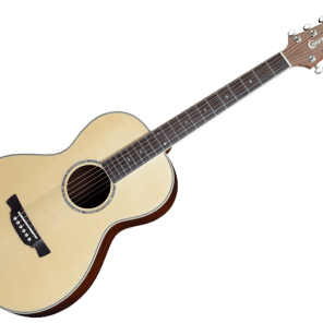 Crafter PL8/N Parlour Acoustic Guitar for sale