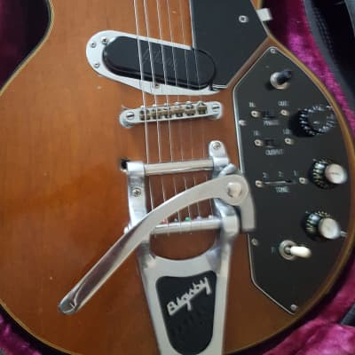 Gibson Les Paul Recording  1974-5 Natural Walnut for sale