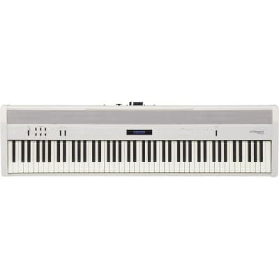 Roland FP-60 88-Key Digital Piano (White)