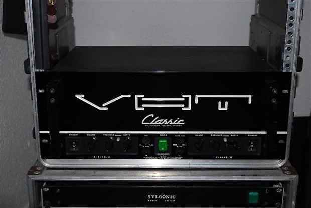 vht 2100 classic guitar power amplifier rack tube amp free reverb. Black Bedroom Furniture Sets. Home Design Ideas