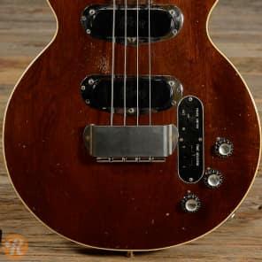 Gibson Les Paul Recording Bass Walnut 1969