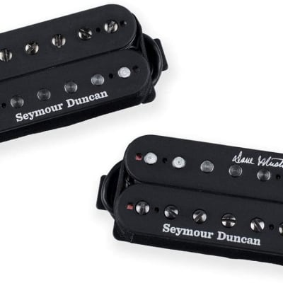 Seymour Duncan Dave Mustaine Thrash Factor Pickup Set - Black