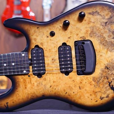Ernie Ball Music Man Jason Richardson Signature 7-String Cutlass 2020 Black Burst for sale