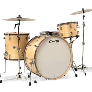 """PDP PDCC2613NT Concept Classic Maple Series 13"""" / 16"""" / 26"""" 3pc Shell Pack"""
