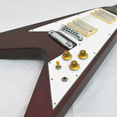 Gibson USA Flying V 67 Reissue Modified Cherry - Shipping Included*