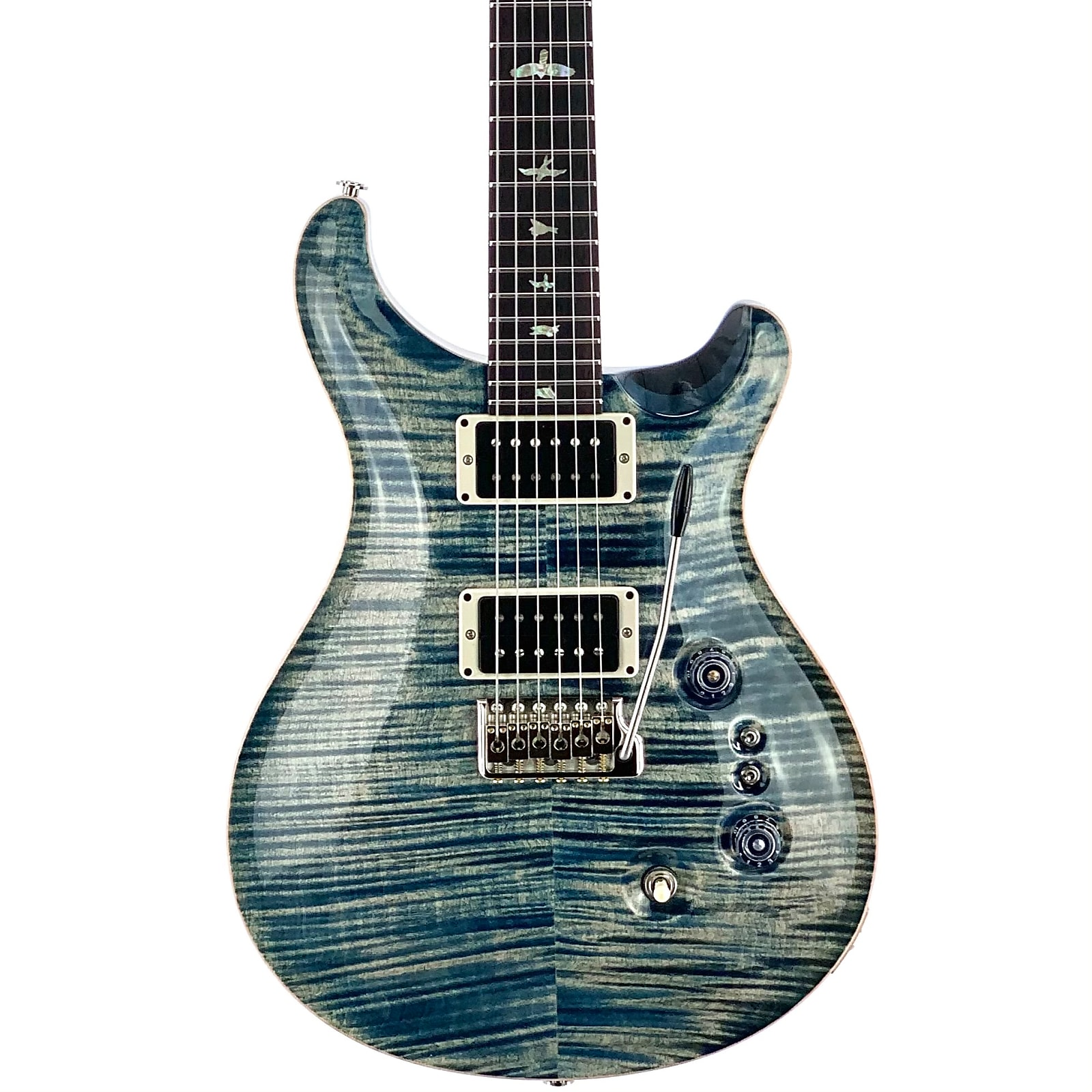 Paul Reed Smith Custom 24 35th Anniversary - Faded Whale Blue
