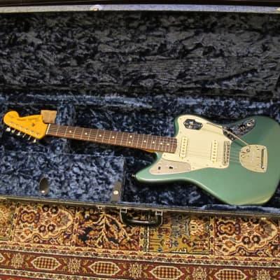 Fender Johnny Marr Signature Jaguar 2014 Sherwood Green!!!! for sale