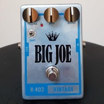Big Joe Stomp Box Analog Vintage R-403 Rare Series