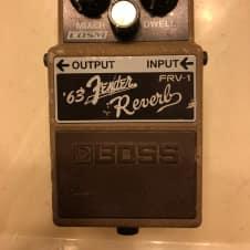 Boss  Fender FRV-1 '63 Reverb