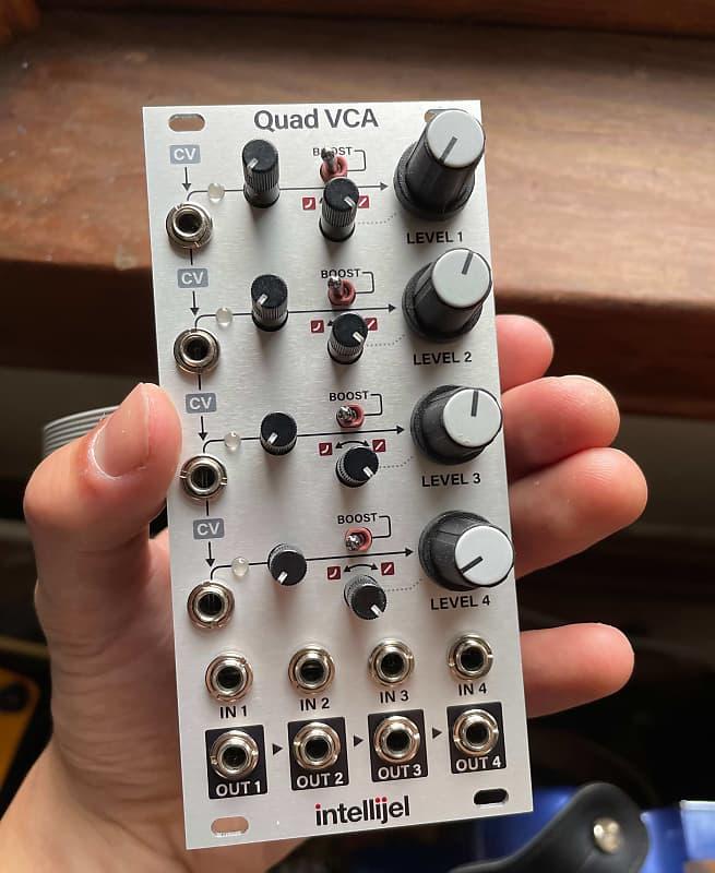 Intellijel Quad VCA