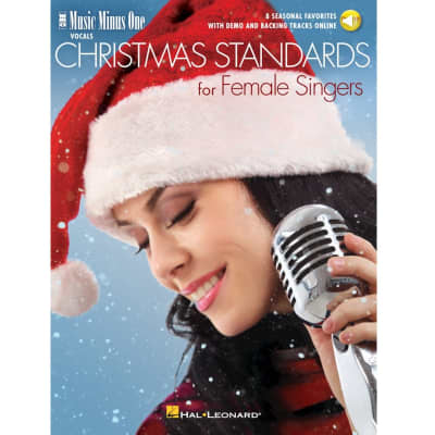 Christmas Standards for Female Singers: 8 Seasonal Favorites (w/ Online Audio)