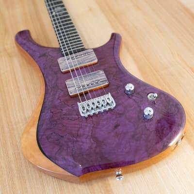 o3 Guitars Hydrogen (handmade / #006 / Custom / Handbuilt by Alejandro Ramirez) for sale