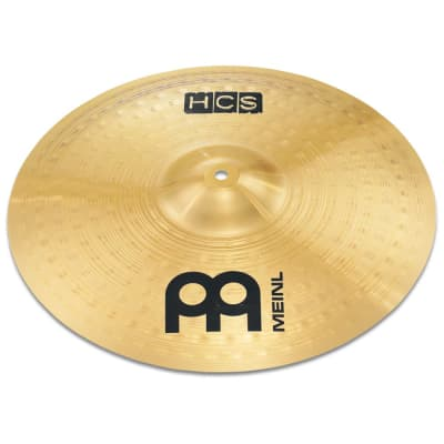 Meinl HCS Crash/Ride Cymbal 18""