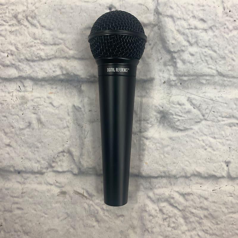 digital reference drv100 dynamic microphone evolution music reverb. Black Bedroom Furniture Sets. Home Design Ideas