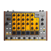 Akai Tom Cat Analog Drum Machine image
